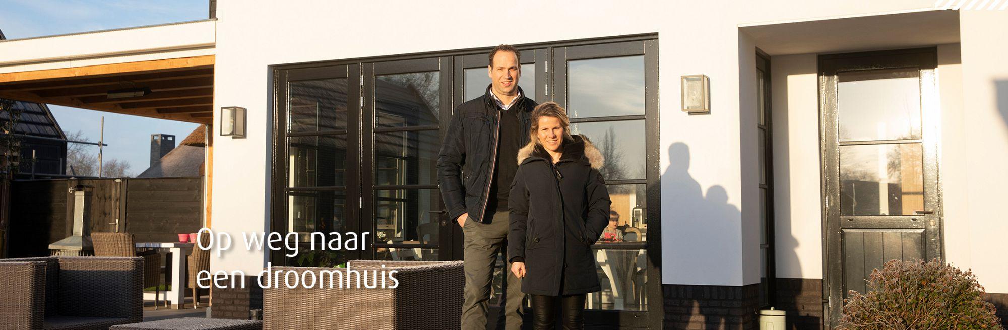 ruimte voor bouwkavels in Brabant